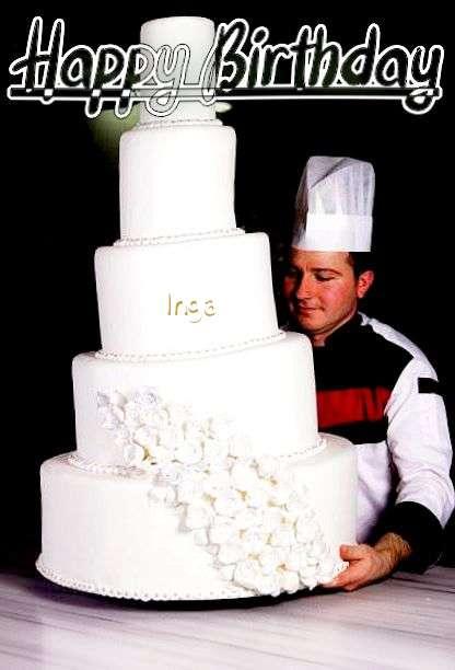 Inga Birthday Celebration