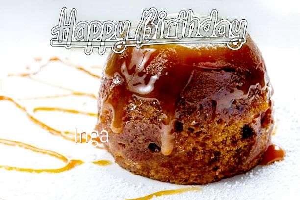 Happy Birthday Wishes for Inga