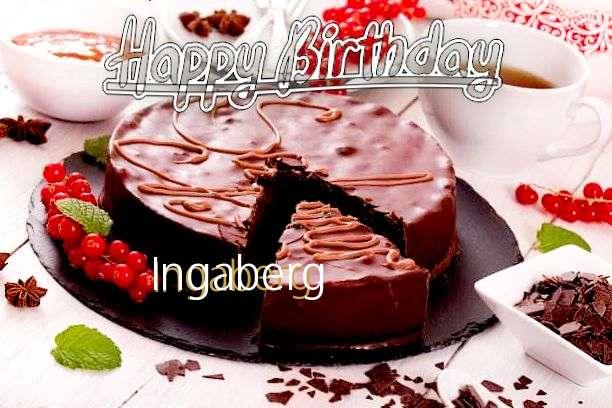 Happy Birthday Wishes for Ingaberg