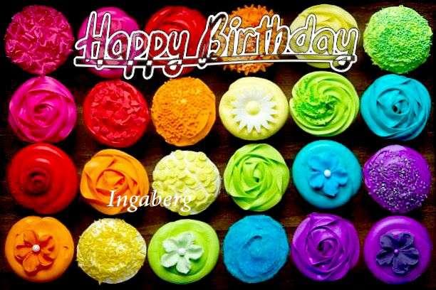Happy Birthday to You Ingaberg