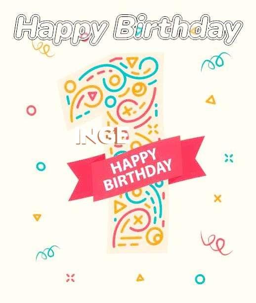 Happy Birthday Inge