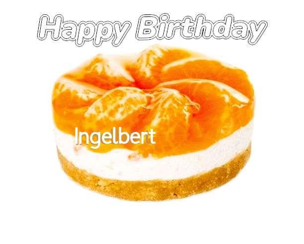 Birthday Images for Ingelbert