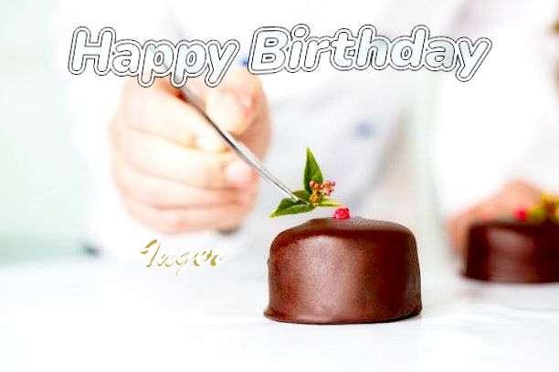 Inger Birthday Celebration
