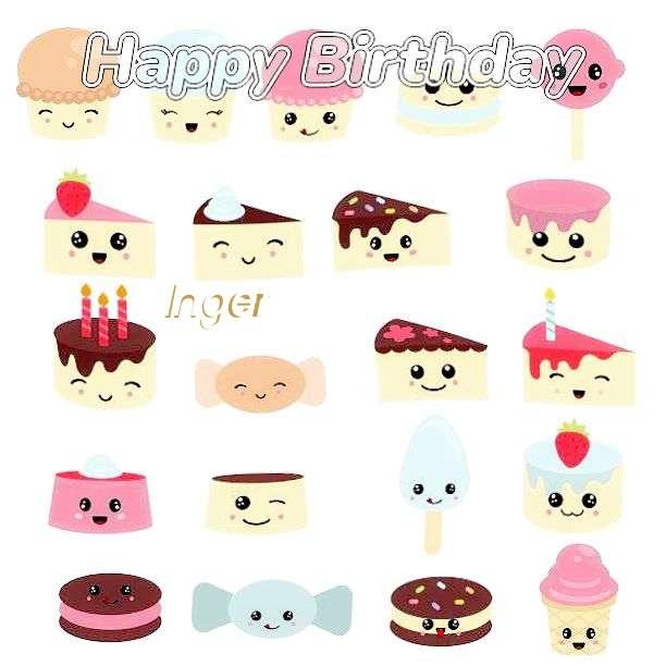 Happy Birthday to You Inger