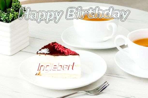 Birthday Wishes with Images of Inglebert