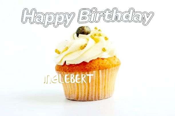 Happy Birthday Cake for Inglebert