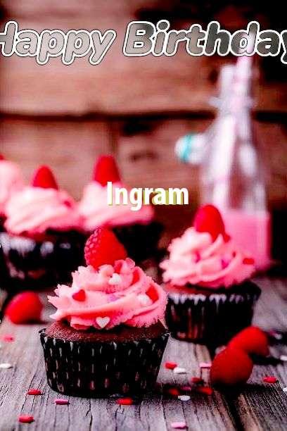 Birthday Images for Ingram
