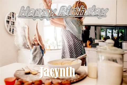 Birthday Wishes with Images of Jacynth