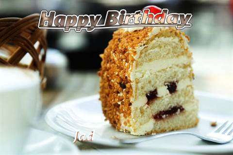 Happy Birthday Wishes for Jad