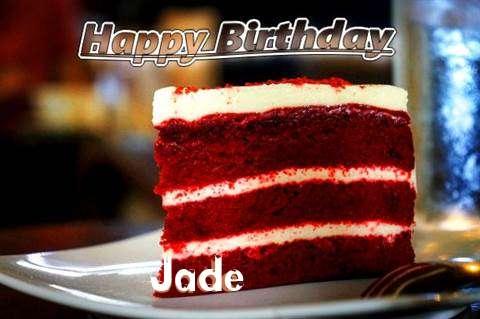 Happy Birthday Jade