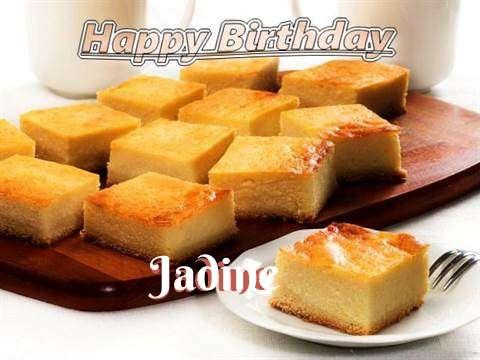 Happy Birthday to You Jadine