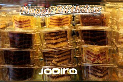 Happy Birthday to You Jadira