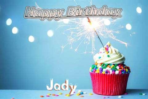 Happy Birthday Wishes for Jady