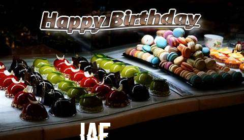 Happy Birthday Cake for Jae