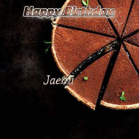 Birthday Images for Jaemi