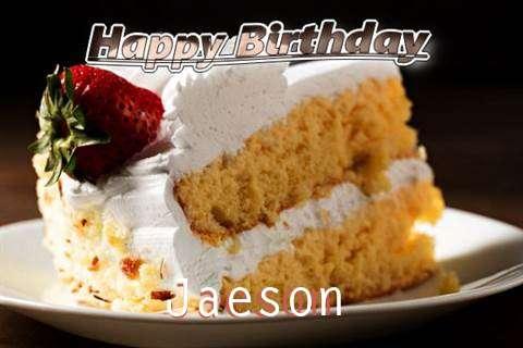 Happy Birthday Jaeson