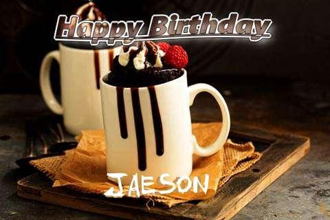Jaeson Birthday Celebration