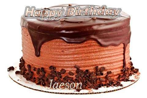 Happy Birthday Wishes for Jaeson