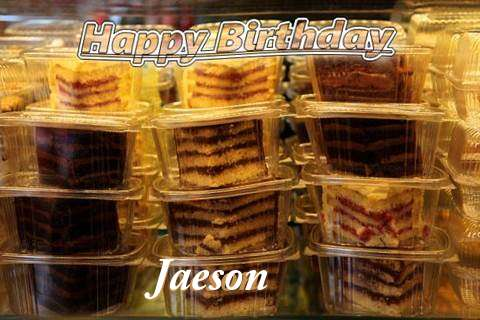 Happy Birthday to You Jaeson