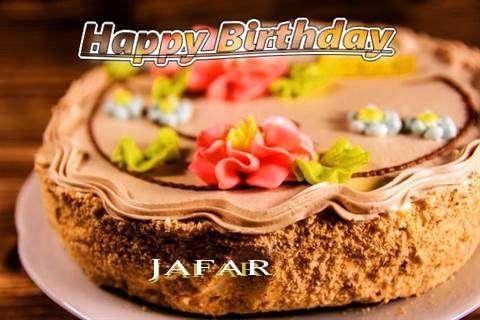 Happy Birthday Jafar
