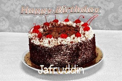 Happy Birthday Jafruddin