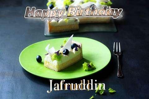 Jafruddin Birthday Celebration