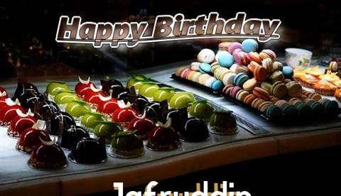 Happy Birthday Cake for Jafruddin