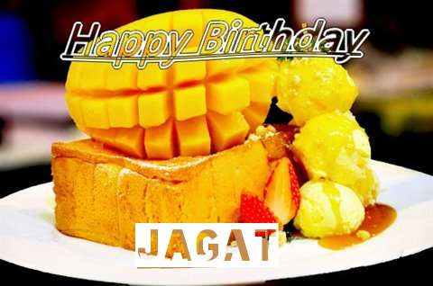 Birthday Wishes with Images of Jagat