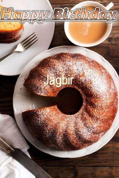 Happy Birthday Jagbir Cake Image