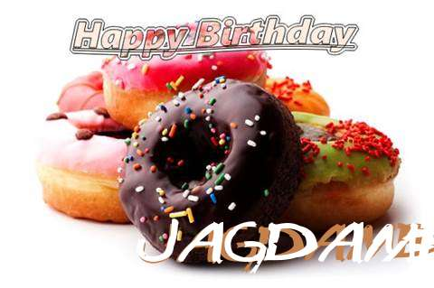 Birthday Wishes with Images of Jagdambika