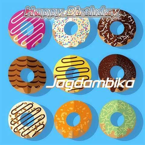 Happy Birthday Jagdambika Cake Image