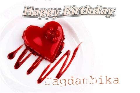 Happy Birthday Wishes for Jagdambika