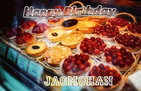 Happy Birthday Cake for Jagmohan