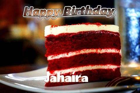 Happy Birthday Jahaira