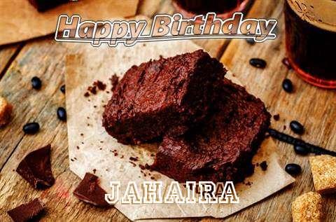 Happy Birthday Jahaira Cake Image