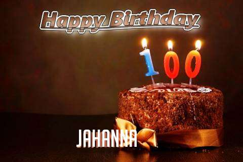 Jahanna Birthday Celebration