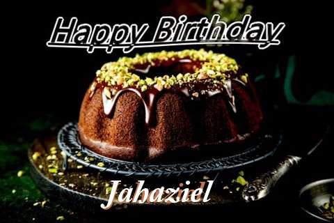 Wish Jahaziel