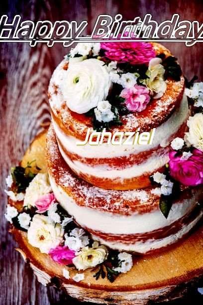 Happy Birthday Cake for Jahaziel