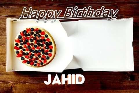 Happy Birthday Jahid