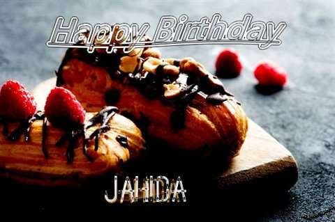 Happy Birthday Jahida