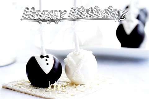Happy Birthday Jahira