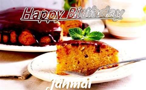 Happy Birthday Cake for Jahmai