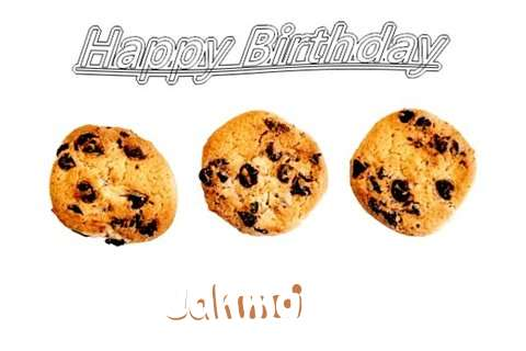 Jahmai Cakes