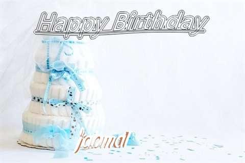 Happy Birthday Jahmal Cake Image
