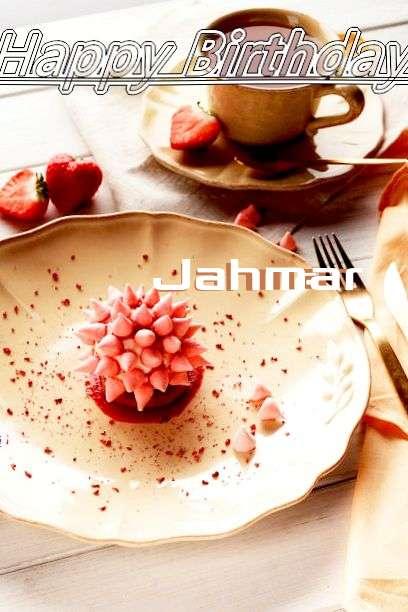 Happy Birthday Jahmar