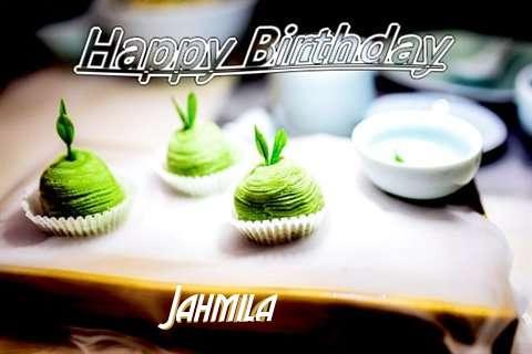 Happy Birthday Wishes for Jahmila