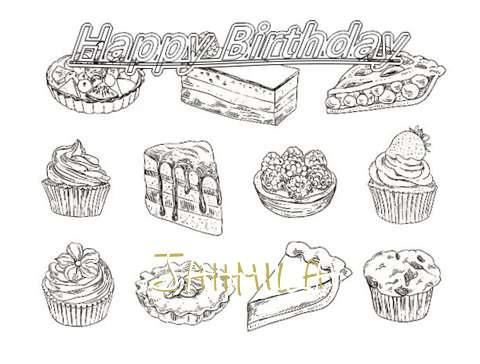 Jahmila Cakes