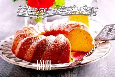 Jahn Birthday Celebration