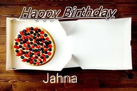 Happy Birthday Jahna