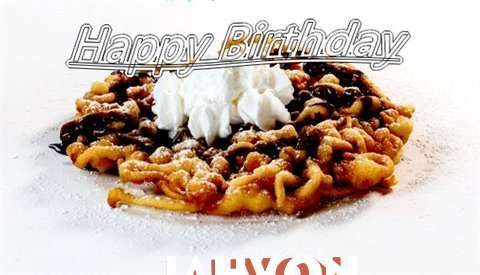 Happy Birthday Wishes for Jahvon
